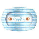 "Form-Pappteller ""Oktoberfest Gaudi"" 6er Pack"