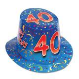 """Geburtstags-Zylinder """"40. Geburtstag"""""""