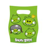 "Geschenk-Tütchen ""Angry Birds"" 6er Pack"