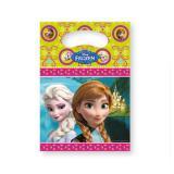 """Geschenk-Tütchen """"Die Eiskönigin - Disney"""" 6er Pack"""