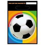 Geschenk-Tütchen Fußball 8er Pack