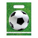 "Geschenk-Tütchen ""Fußball-Leidenschaft"" 6er Pack"