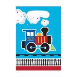 """Geschenk-Tütchen """"Kunterbunte Eisenbahn"""" 8er Pack"""