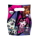 "Geschenk-Tütchen ""Monster High-Girls"" 6er Pack"