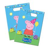 "Geschenk-Tütchen ""Peppa Pig"" 8er Pack"