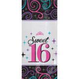 "Geschenk-Tütchen ""Sweet 16 Party"" 20er Pack"