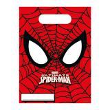 """Geschenk-Tütchen """"Ultimate Spiderman"""" 6er Pack"""