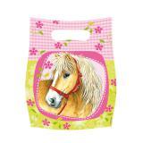 "Geschenk-Tüten ""Pferdeland"" 6er Pack"