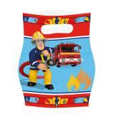 """Geschenk-Tütchen """"Feuerwehrmann Sam"""" 8er Pack"""