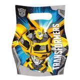 "Geschenk-Tütchen ""Transformers"" 6er Pack"