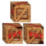 """Geschenkboxen """"Dynamit"""" 3er Pack"""
