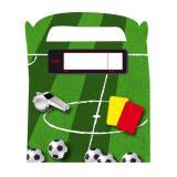 """Geschenkboxen """"Fußballfieber"""" 6er Pack"""