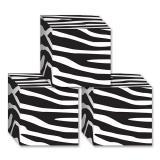 """Geschenkboxset """"Zebra"""" 3-tlg."""
