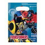 """Geschenktütchen """"Fantastische Transformers"""" 8er Pack"""