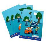 """Geschenktütchen """"Polizei im Einsatz"""" 8er Pack"""