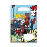 """Geschenktütchen """"Spiderman Comic Style"""" 6er Pack"""