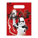 """Geschenktütchen """"Star Wars - Die letzten Jedi"""" 6er Pack"""