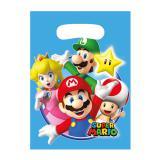 """Geschenktütchen """"Super Mario"""" 8er Pack"""