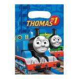 """Geschenktütchen """"Thomas die kleine Lokomotive"""" 6er Pack"""