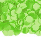 Grünes Konfetti 1 kg