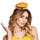 """Haarreif """"Cheeseburger"""""""