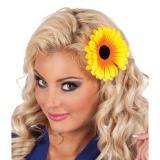 "Haarspange ""Sonnenblume"""