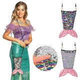 Handtasche Meerjungfrau