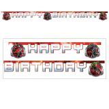 "Happy Birthday-Girlande ""Avengers - Age of Ultron"" 1,9 m"