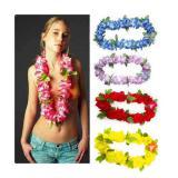 Hawaii Blumenkette Deluxe