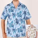 Original Hawaiihemd Floral Hawaiian Elegance
