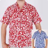 Original Hawaiihemd Waikiki Flower