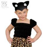 """Kinder-Katzenkappe """"Kitty"""""""