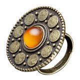 "Keltischer Ring ""Edle Perle"""
