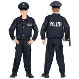 Kinder-Kostüm Polizei 3-tlg.