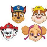 """Kinder-Masken """"Paw Patrol - Tierische Helden"""" 8er Pack"""