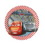 "Kleine Pappteller ""Cars - Evolution"" 8er Pack"