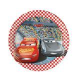 """Kleine Pappteller """"Cars - Evolution"""" 8er Pack"""