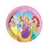 """Kleine Pappteller """"Disney - Hübsche Prinzessinnen"""" 8er Pack"""