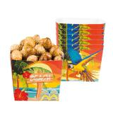 "Kleine Snack-Boxen ""Strandparty"" 6er Pack"