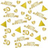 """Konfetti """"50 Happy Years"""" 28 g"""