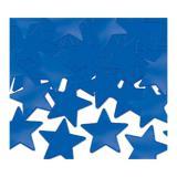 """Konfetti """"Einfarbige Sterne"""" 28 g-blau"""