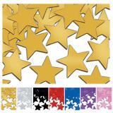 """Konfetti """"Einfarbige Sterne"""" 28 g"""