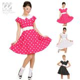 "Kostüm ""50s Lady"" mit eingenähtem Petticoat 2-tlg."