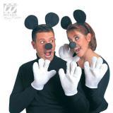 """Kostüm-Set """"Süße Maus"""" 4-tlg."""