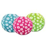 "Lampion ""Bunter Hibiskus"" 3er Pack"