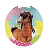 "Lampion ""Charming Horses"" 25 cm"