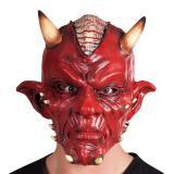 """Latex Maske """"Teufel de Luxe"""""""
