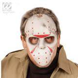 "Latexmaske ""Horror-Hockey"""