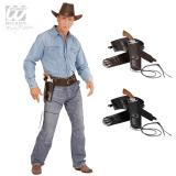 "Lederlook-Holster ""Western"""