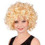 "Locken-Perücke ""Super-Susi""-blond"